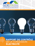 rapport electricite